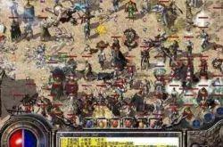超变单职业传奇的游戏三帝之灵蚩尤戒指在哪里爆出来的?