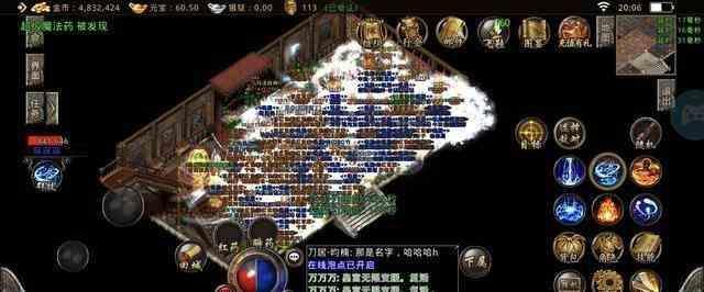 RMB传奇私服服务端里玩家攻略