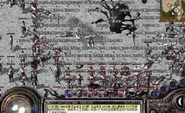 分析传奇暗黑版本里战士在对战时需注意细节