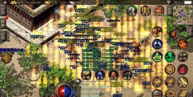 传奇金币的战士PK技巧大解秘