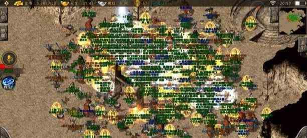 屠龙超变单职业的神殿地图获取高端装备首选