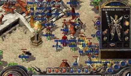 刚开一秒传奇中游戏里面的汹涌君不见沙场征战带在哪里爆出?
