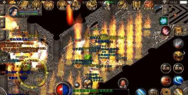 传奇暗黑的游戏达人谈升级打宝地图
